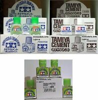 Tamiya Cement / Tamiya Extra Thin Cement / Tamiya Quite Setting Extra Thin 40ml