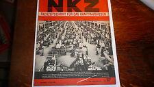 NKZ Nr. 27 1940  , DKW Motoren , 125 Puch