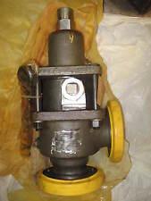Boiler Pressure Relief Valve 2 inch Steam Type FF 2751 kunkle