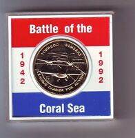 1942 1992 Battle Coral Sea Torpedo Bombers Carrier Pacific War naval cased