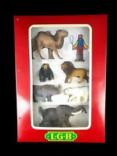Lehmann LGB G Scale #5027 Assortment of Animals I