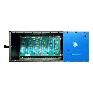 API 500-6B 6 Slot High Current Lunchbox
