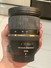 TAMRON SP 24-70mm F/2.8 DI VC USD Lens for Canon SHIPS FAST