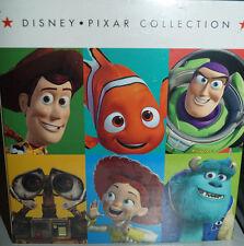 Disney Pixar Collection,14 Filme,Toy Story,Oben,Wall E,16 Blu Ray Box,NEU & OVP