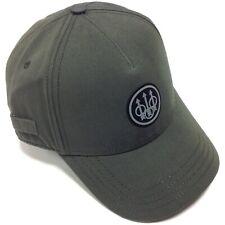 ebc0dae8d0a Beretta Rubber Patch Logo Cap Green