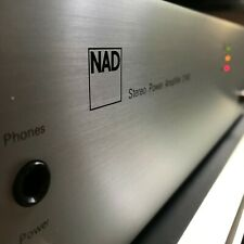 Nad Stereo Power Amplifier 2140