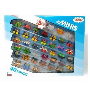 FNK83 Fisher-Price Thomas & Friends MINIS Engines 40-Pack B0764LX25V New Sealed