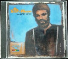 "GIL SCOTT-HERON ""THE REVOLUTION WILL NOT TELEVISED"" 1988 CD COMPILATION *SEALED*"