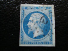 FRANCE - timbre yvert et tellier n° 14B obl (A6) stamp french (P)