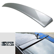 PAINTED MERCEDES BENZ C204 C CLASS OE TYPE WING ROOF SPOILER 2D COUPE