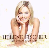 """HELENE FISCHER """"SO NAH WIE DU"""" CD NEUWARE"""