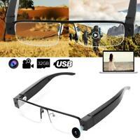 HD 1080P Hidden Mini HD Camera Glasses  Sunglasses Eyewear Video Recorder