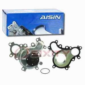 AISIN Engine Water Pump for 2010-2018 Toyota Tundra 4.6L V8 Coolant ol