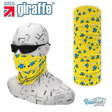 G562 Minion style fun ski Headgear Neckwarmer multifunctional Bandana Headband