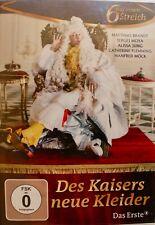Des Kaisers neue Kleider - Sechs auf einen Streich - ARD Märchen (DVD)