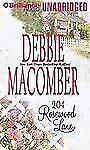 Debbie Macomber 204 ROSEWOOD LANE Unabridged CD *NEW* FAST Ship!