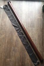 Fenwick Hmx906-2 Rod Triangular Tube Hard Carry Case & Protective Cloth Sleeve