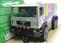 AVANT 50408 MAN RED BULL DAKAR 6 WHEEL DRIVE TRUCK NEW 1/32 SLOT CAR