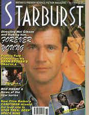 WoW! Starburst #176 Mel Gibson! Dracula! Red Dwarf 6! Deep Space Nine!