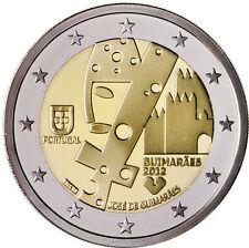 2 EURO Portogallo 2012 - Guimaraes capitale europea della cultura