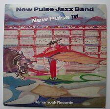 New Pulse Jazz Band Galt MacDermott Bernard Purdie Private LP