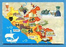 TUTTA ITALIA - Fol-Bo 1967 - Figurina-Sticker n. 135 - LAZIO -Rec
