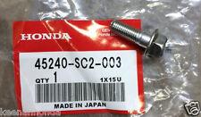 Genune OEM Honda Rear Brake Caliper Pin Mounting Bolt (8X22)