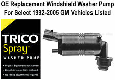 Windshield / Wiper Washer Fluid Pump - Trico Spray 11-519