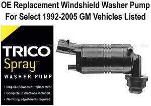 Windshield / Wiper Washer Fluid Pump - Trico Spray 11-519