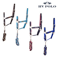 HV Polo Legany Headcollar and Leadrope Set  **SALE** **FREE UK Shipping**