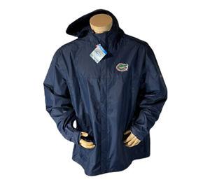 NWT$90 Mens Columbia NCAA florida Gators watertight 2 jacket 2XL