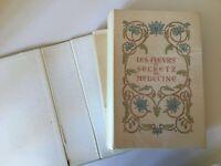 Master Raoul de La Mont Verde Las Flores Y Secrets De Libro de Arte 1949