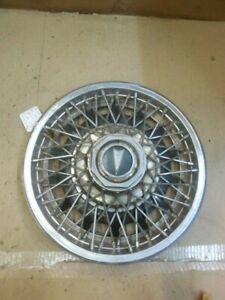 "77-80 Pontiac Phoenix OEM 14"" Hubcap Wire Spoke Wheel Cover"