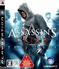 Used PS3 Assassin's Creed PLAYSTATION 3 SONY JAPAN JAPANESE IMPORT