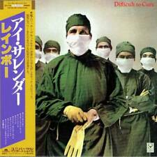 RAINBOW - DIFFICULT TO CURE 2001 JAPAN MINI LP CD