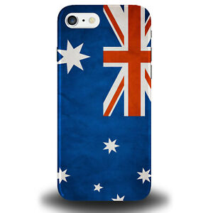 Australia Phone Case Australian Flag Travelling Gift Present Ozzie Maps si249