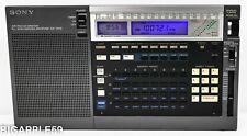Sony ICF-2010 Shortwave Radio AM FM SSB CW Receiver w/ Documents **HIGH SERIAL**