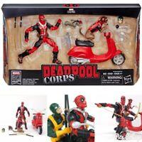 Marvel Legends Hydra Bob Head Agent of HYDRA Loose-Deadpool Scooter corps