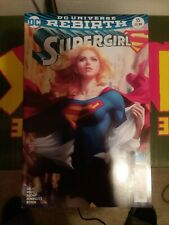 supergirl 15 variant high grade copy and key book cgc ready art germ cover