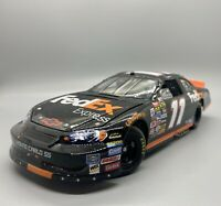 2006 Action RCCA Shootout Raced Ed Denny Hamilin #11 FedEx NASCAR Replica 1:24