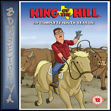 KING OF THE HILL- COMPLETE SEASON 9 ***BRAND NEW DVD***