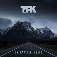Untraveled Roads - TFK (Thousand Foot Krutch) (CD, 2017)