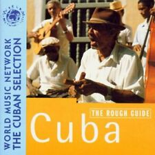 Cuba - the Rough Guide to the Music of Cuba.