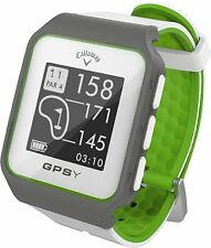 Callaway GPSy Golf GPS Rangefinder Watch - White - Fast Shipping