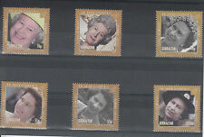 Elizabeth II (1952-Now) Single Gibraltar Stamps
