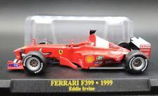 FERRARI FORMULA 1 UN F1 F399 1/43 MODÈLE AUTO VOITURE MOULÉ SOUS PRESSION IXO
