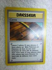 Carte pokémon dresseur canne 64/64 commune neo revelation