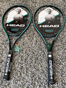 Two Head Graphene 360+ Gravity Tour (305g) 4 1/4 Tennis Racquet