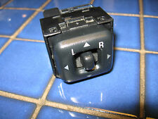 98-02 LINCOLN TOWN CAR DRIVERS SIDE MASTER POWER MIRROR SWITCH WORKS GREAT OEM