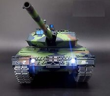 heng long radio remote controlled Leopard 2A6 tank BB shooting 2.4 G 1/16  PRO